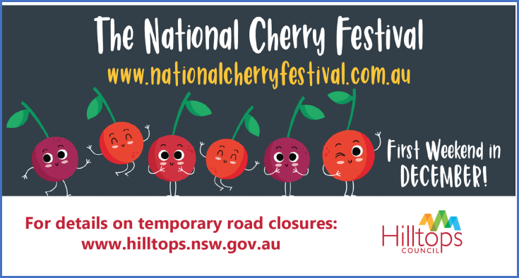 National Cherry Festival Road Closures 2018